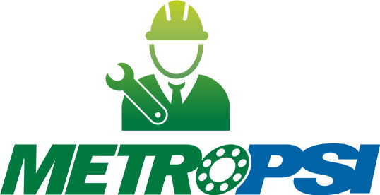 Metro PSI Logo | About Our SWFL Pump Station Specialists