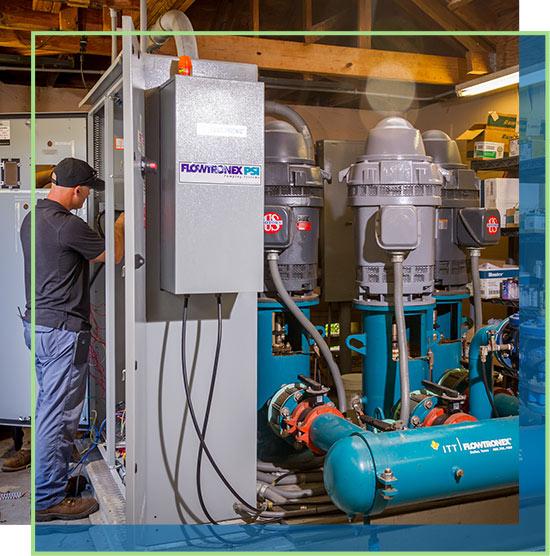Pump Station Preventative Maintenance Services SWFL | Metro PSI